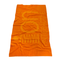 Value Line Color Beach Towel Thumb