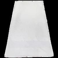 White High Tide White Beach Towel Thumb