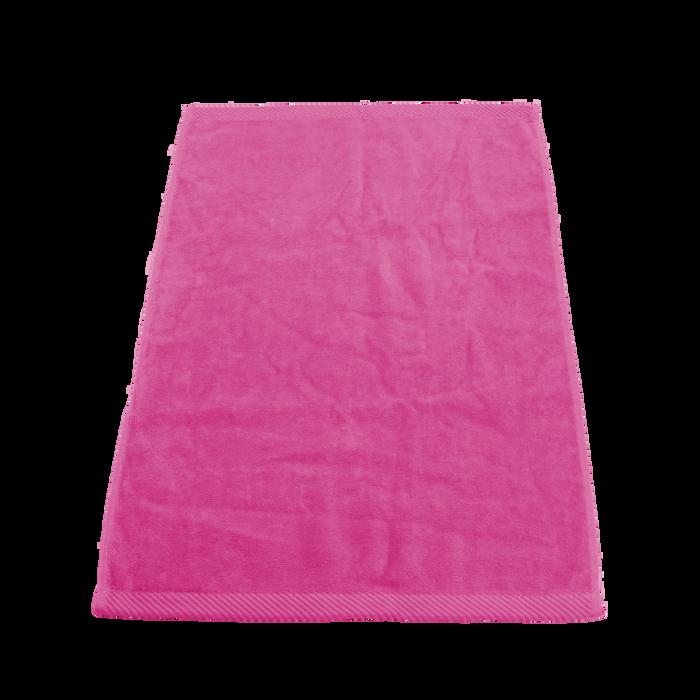 Fuchsia Heavyweight Colored Fitness Towel