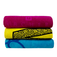 Classic Color Beach Towel Thumb