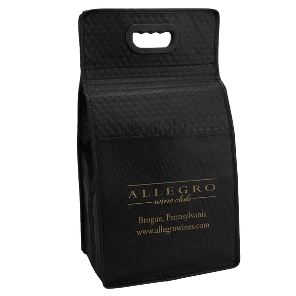 wine totes,  insulated totes,