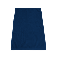 Navy Ultraweight Colored Fitness Towel Thumb