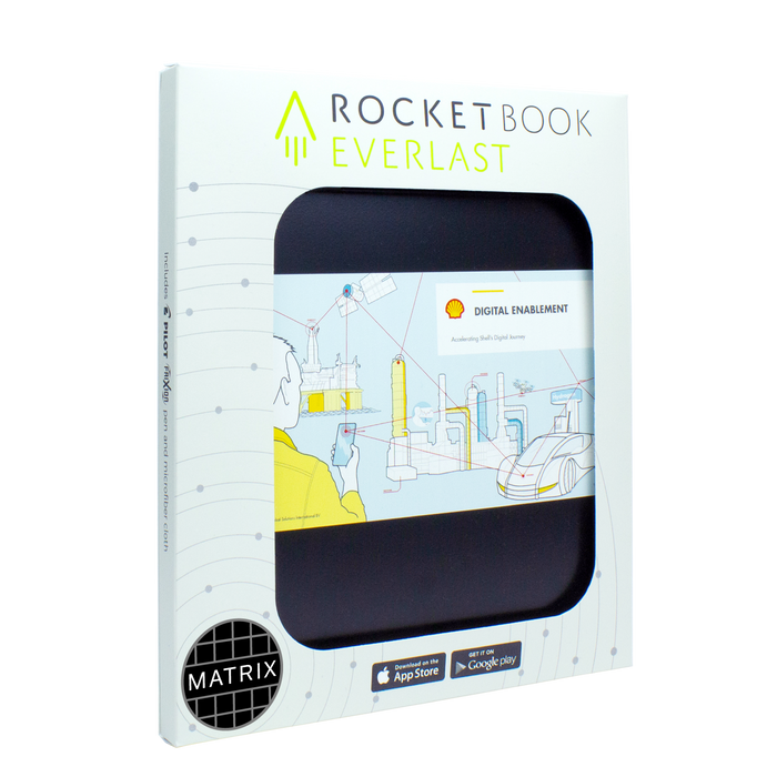 Rocketbook Matrix Letter