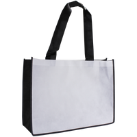 White Full Color Convention Tote Thumb