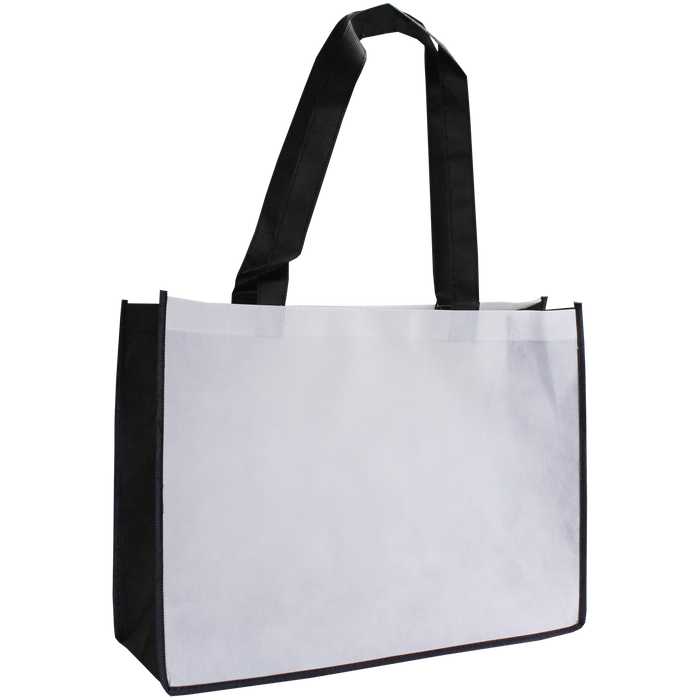 White Full Color Convention Tote