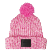 Knit Pom Beanie Thumb