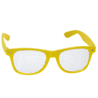 Yellow Vegas Sunglasses Thumb