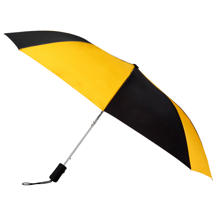Black/Gold Atlas Umbrella