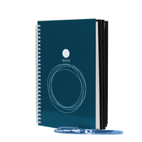 Blue Rocketbook Wave Executive Thumb