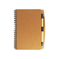 Natural Eco Stone Paper Notebook with Pen Thumb