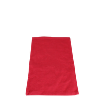Red Value Line Color Rally Towel Thumb