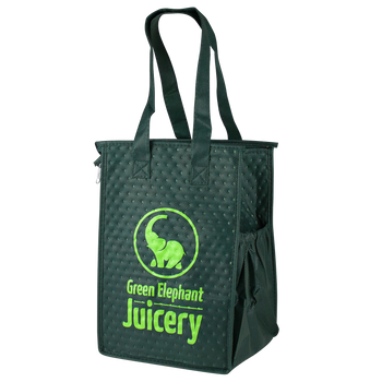 Snack Pack Insulated Cooler Tote