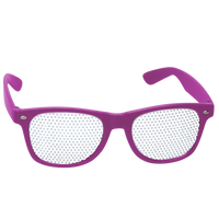 Purple Vegas Sunglasses Thumb