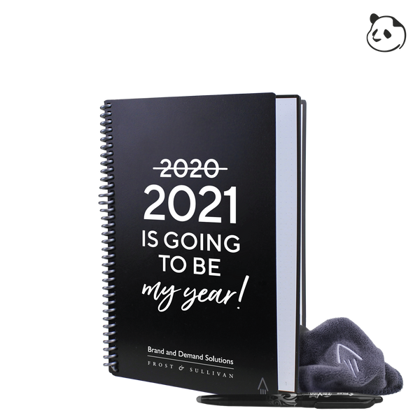 panda planner rocketbooks,  executive sized notebooks,