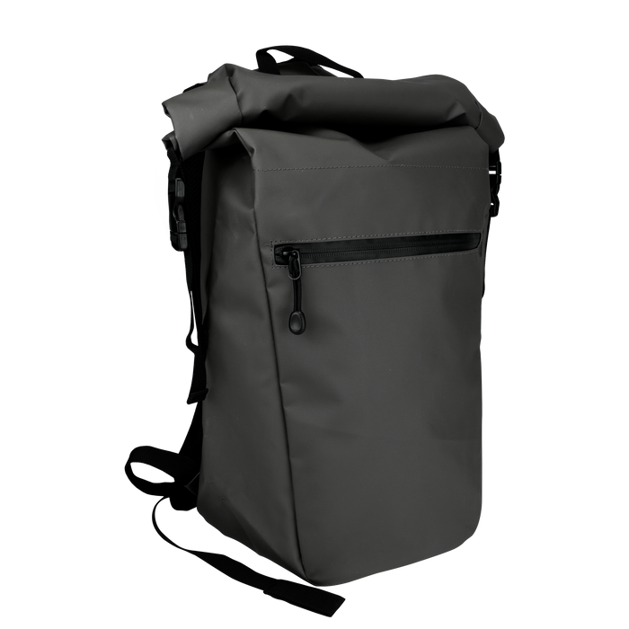 Black The Adventure Roll-Top Drybag