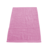 Pink Ultraweight Colored Fitness Towel Thumb