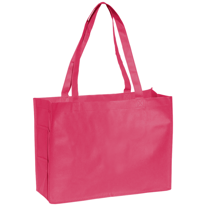 Bright Pink Convention Tote