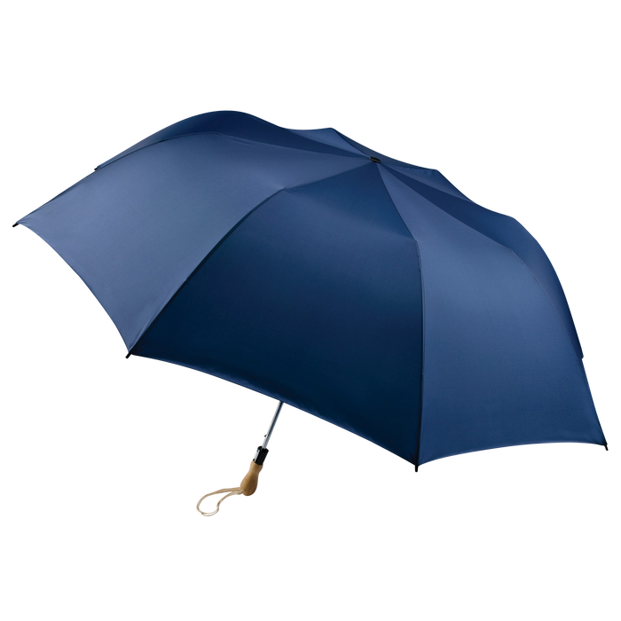Navy Blue Leo Umbrella