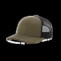 Londen/Black Richardson Trucker Snapback Hat Thumb