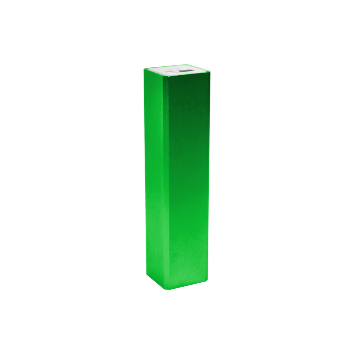 Lime Green Mini Power Bank
