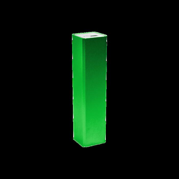 Lime Green Mini Power Bank