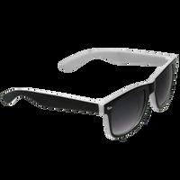 Black/White Daytona Sunglasses Thumb