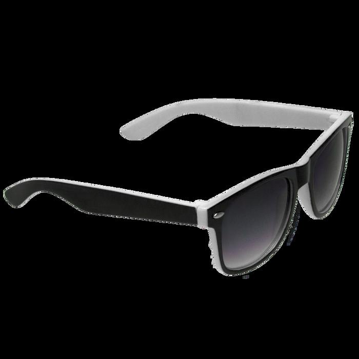 Black/White Daytona Sunglasses