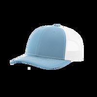 Columbia/White Richardson Trucker Snapback Hat Thumb