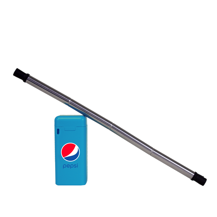 Reusable Straw with Custom Case