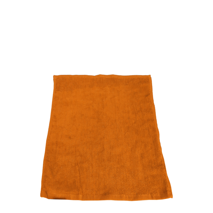 Orange Classic Color Rally Towel