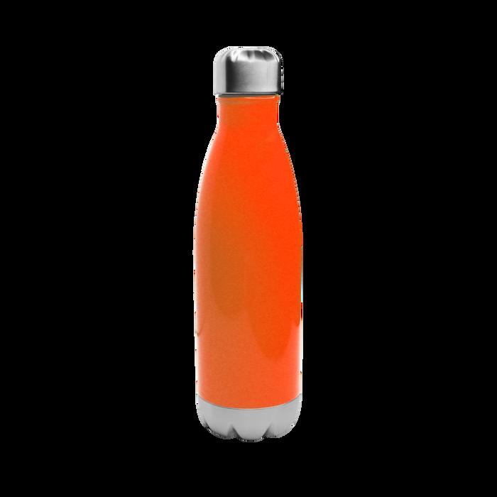 Neon Orange Vacuum Insulated Thermal Bottle