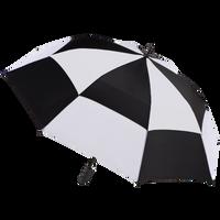 Black/White Hydra totes® Umbrella Thumb