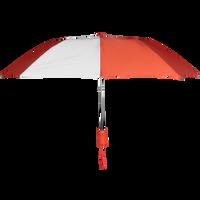Orange/White Polaris Umbrella Thumb