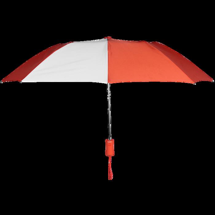 Orange/White Polaris Umbrella