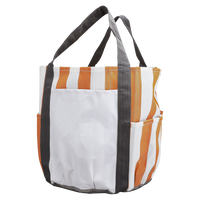 Orange Archipelago Beach Bag Thumb
