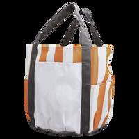 Orange Archipelago Beach Bag Thumb