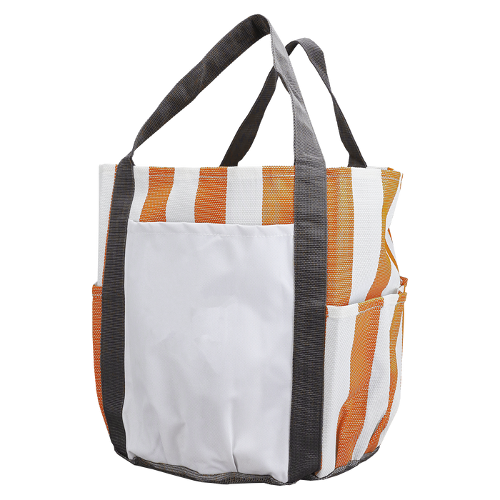 Orange Archipelago Beach Bag