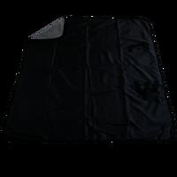 Charcoal Traveler Fleece Picnic Blanket Thumb