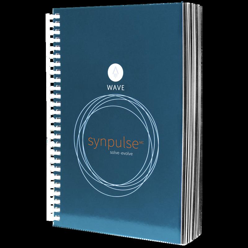 Synpulse / Rocketbook Wave Executive - Blue