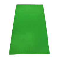 Lime Green Value Line Color Beach Towel Thumb