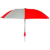 Red/Gray Polaris Umbrella Thumb