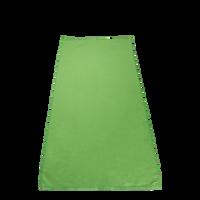 Lime Green Microfiber Color Fitness Towel Thumb