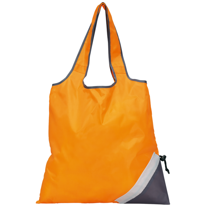 Orange Stow & Tote