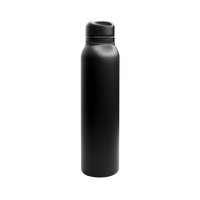 Matte Black Vacuum Insulated Thermos Thumb