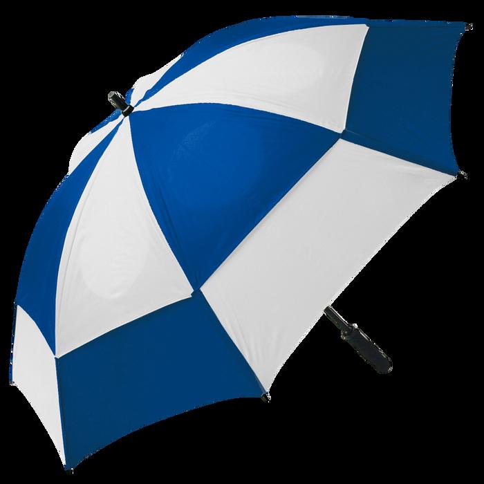 Royal/White Gemini Umbrella