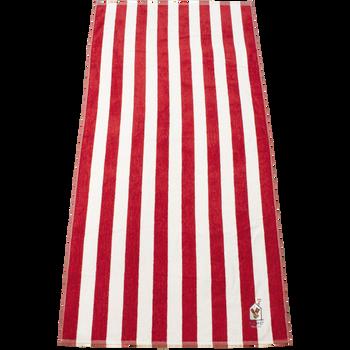 Latitude Plus Striped Beach Towel