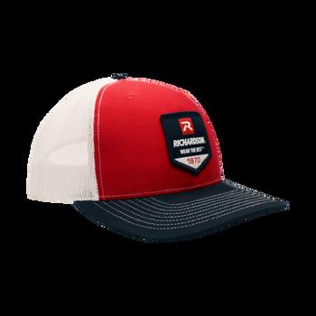 Richardson Trucker Snapback Hat