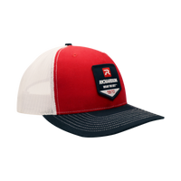 Richardson Trucker Snapback Hat Thumb