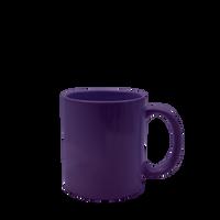 Purple Classic Coffee Mug Thumb