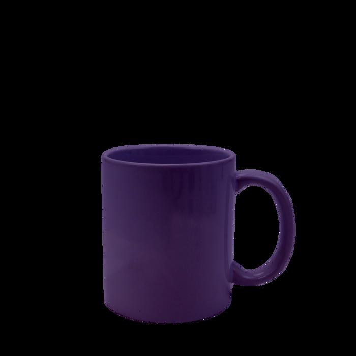 Purple Classic Coffee Mug